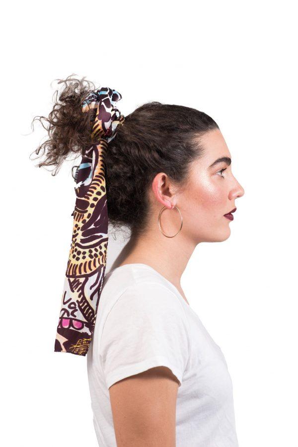 Silk scarf Japan | MANTILITY | 35x155cm