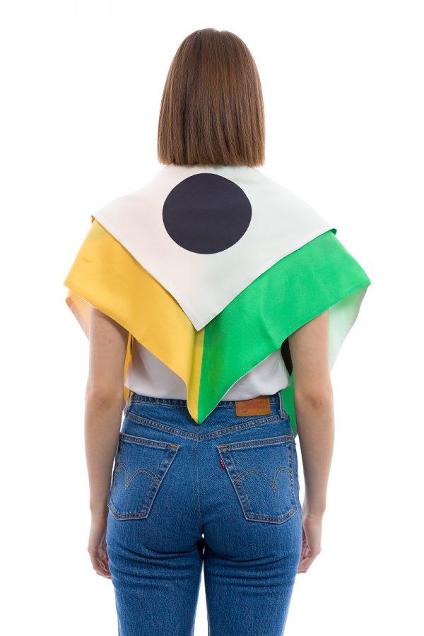 mantility silk scarves savvidis un japonais un Grece May