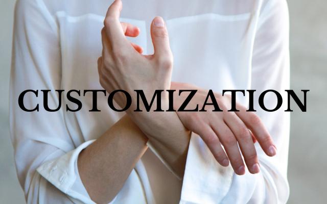 Customization | MANTILITY | Silk Scarves Gallery