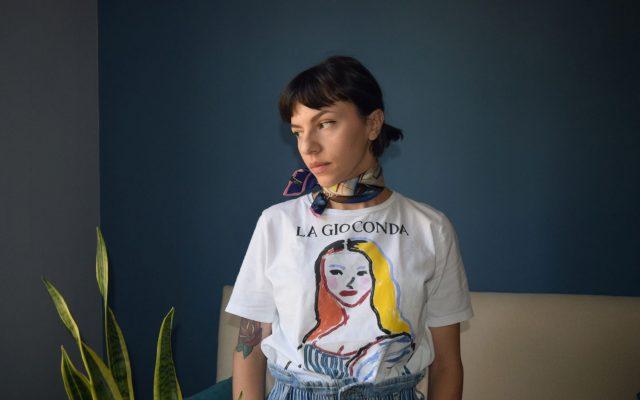 Tsaprouni Elena   Designer   MANTILITY   Greek design   Art   Fashion