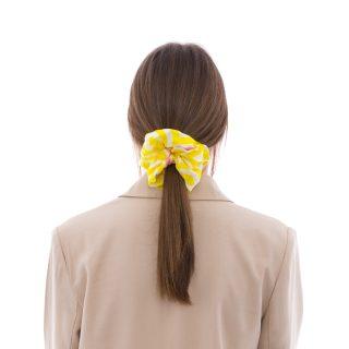 Greek Key Yellow