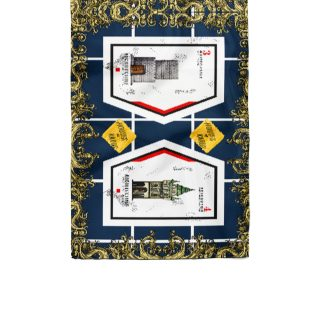 Houses of Kards // Monumental Edition// Blue Gold